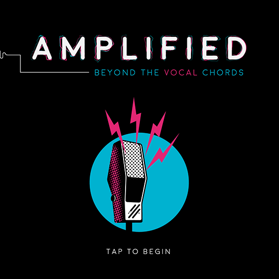 AMPLIFIED EXHIBITION APP